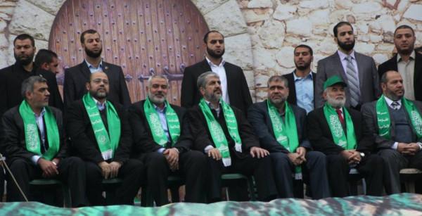 حماس ترد على قرار الخزانة الأمريكية بشأن عقوبات على قياداتها