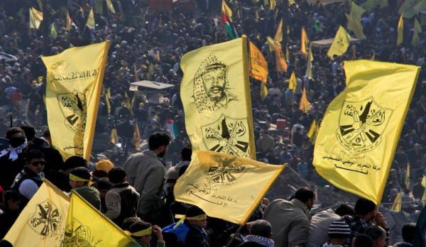 """أول رد من فتح على إعلان """"بحر"""" انتهاء ولاية الرئيس عباس"""