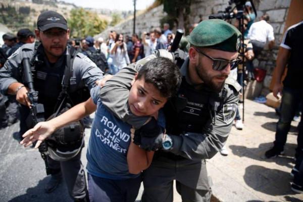 غرامات تجاوزت 22 ألف شيكل بحق الأسرى الأطفال