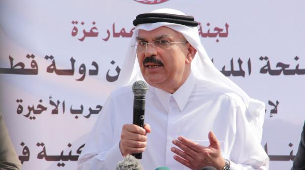 """قيادي بـ""""الديمقراطية"""": تصريحات العمادي مُسيئة للفلسطينيين والمصريين وعلى قطر سحبها"""