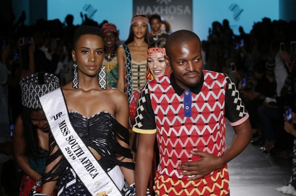 الأزياء الأفريقية حاضرة في أسبوع نيويورك