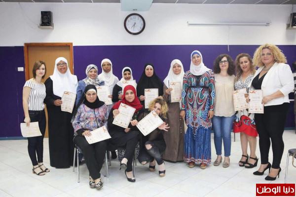 """""""بلدية عكا""""وجمعية بعتسمي يفتتحان ورشات عمل جديدة لمساعدة النساء العاطلات عن العمل"""