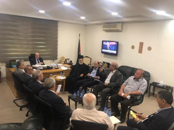 المجلس الوطني الفلسطيني يخاطب الأمم المتحدة ردا على تصريحات نتنياهو