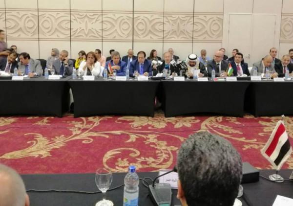 العسيلي: مؤتمر لدعم الاستثمار في فلسطين نهاية العام الجاري بالقاهرة