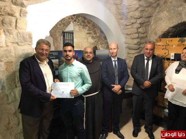 صور: جامعة القدس تفتتح أضخم مشروع ترميم في البلدة القديمة بمدينة القدس