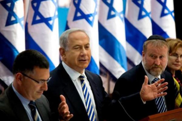 نتنياهو: نحن في طريقنا لتدمير حكم حركة حماس