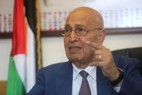 دعماً للقدس: د.نبيل شعث عنوان لأطروحة دكتوراة