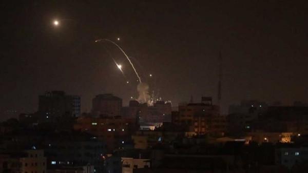 الجيش الإسرائيلي: طائراتنا أغارت على مجمع عسكري تابع لحماس شمال القطاع