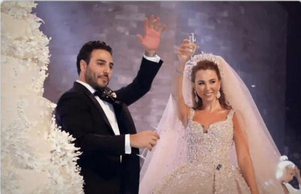 زواج سيرينا المسلمة بأنطوني المسيحي في لبنان يثير الجدل
