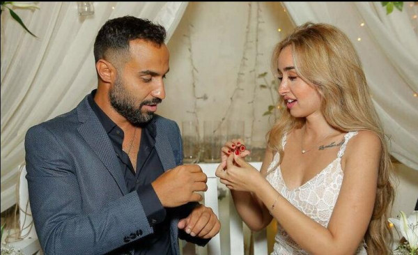 الصور الأولى من حفل زفاف هنا الزاهد وأحمد فهمي الأسطوري