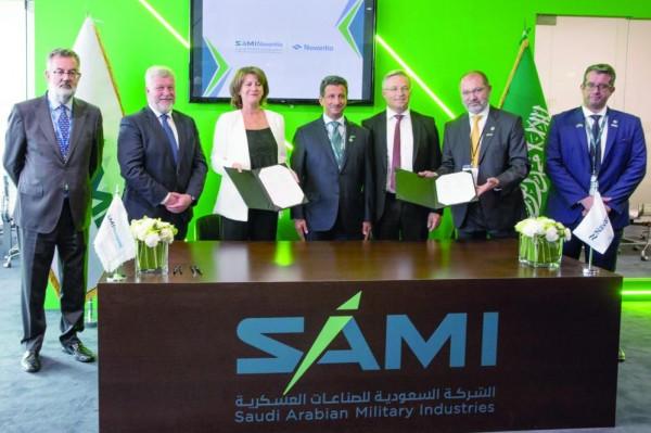 سامي نافانتيا للصناعات البحرية توقع عقداً بقيمة 900 مليون يورو مع نافانتيا