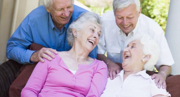 العلماء يكتشفون سبب السمنة لدى الكبار في السن