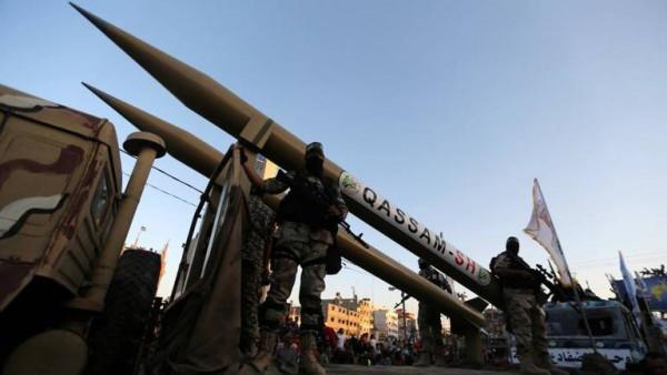 حماس: كل المدن الإسرائيلية مظلة من صواريخ المقاومة ولن نستبعد الحرب