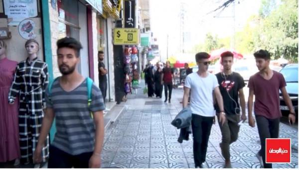 شاهد: رسالة من المواطنين للقيادة والفصائل الفلسطينية بشأن الهجرة من غزة