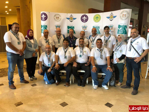 الكشافة الفلسطينية تحصد انجازات كبيرة خلال مشاركتها في المؤتمر الكشفي العربي 29