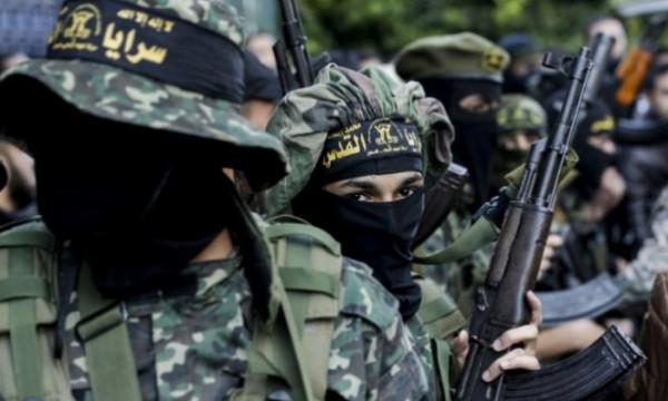 """قيادات سياسية وعسكرية من الجهاد الإسلامي بقائمة """"الإرهاب"""" الأمريكية والحركة تَرُد"""