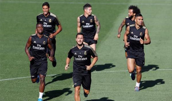 ريال مدريد يستعيد قوته الضاربة