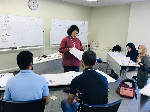 سطوع نجم المواهب الإماراتية في برنامج التدريب الياباني