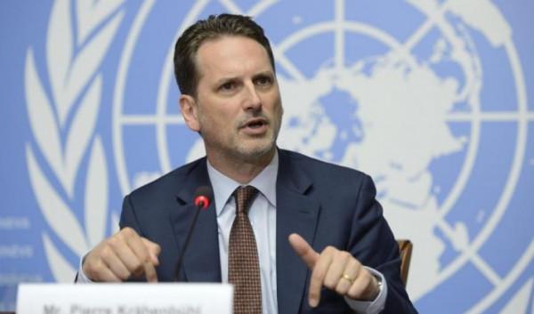 كرينبول: اللاجئون الفلسطينيون موجودون وحقوقهم محمية من قبل الأمم المتحدة