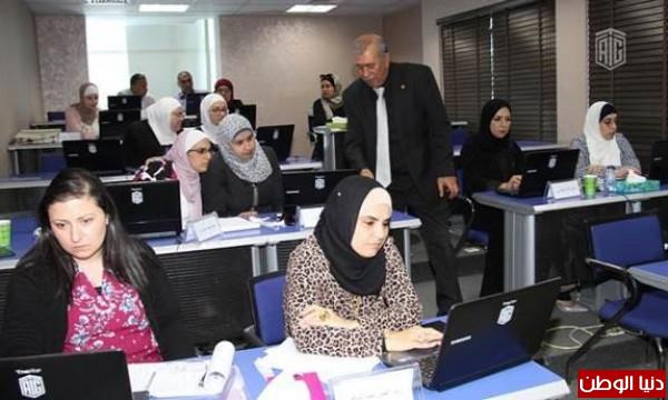 """""""أروقا"""" تسعى لتطبيق رؤية أبوغزاله في تحقيق جودة التعليم والارتقاء بأداء المعلمين"""
