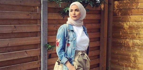 لفتيات الجامعة المحجبات.. أحدث صيحات موضة الملابس الكاجوال في 2019