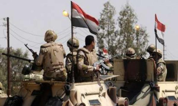 الجبهة الديمقراطية تستنكر الهجوم على العريش المصرية