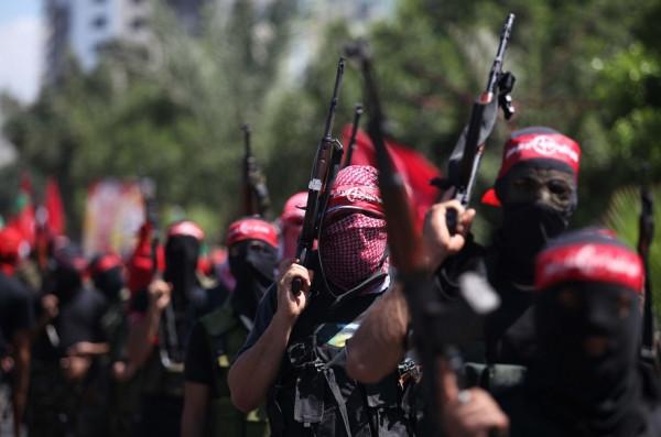 كتائب أبو علي مصطفى تُعلن إسقاط طائرة استطلاع إسرائيلية