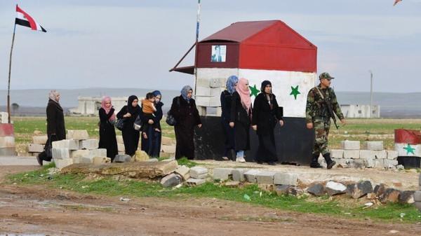 روسيا: السلطات السورية تفتح ممرا جديدا للراغبين بالخروج من منطقة إدلب