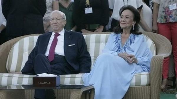 بعد شهرين من رحيله.. وفاة أرملة الرئيس التونسي قايد السبسي