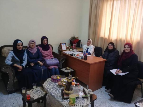 جمعية قلقيلية النسائية تعقد مؤتمرها العام وتنتخب هيئة ادارية
