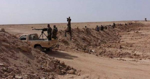 انطلاق خامس عملية لملاحقة عناصر تنظيم الدولة بالعراق