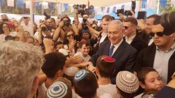 نتنياهو: لا يُوجد خيار سوى ضرب حماس ونَستعد لمفاجأتهم