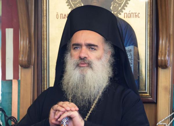 حنا : المسيحيون الفلسطينيون كانوا وسيبقون ملتزمين بقيم ايمانهم وانتماءهم لوطنهم