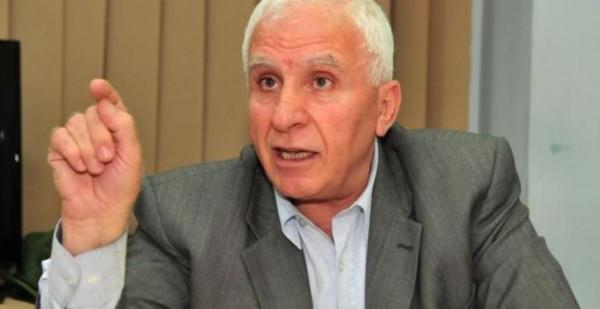 الأحمد: تصريحات (نتنياهو) حول ضم الأغوار تعكس سياسة إسرائيل العنصرية واجتماعه بالأغوار استعراض