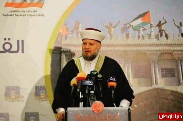"""""""مجلس علماء فلسطين""""يطالب بمحاسبة كل المجرمين العملاء الذين يشكلون خطرا على الإنسانية"""