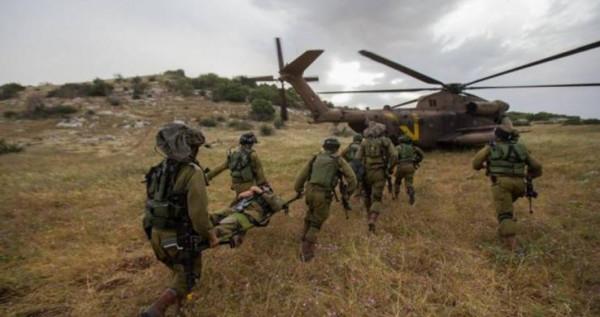 موقع إسرائيلي: دوي انفجارات في أشكول ناتجة عن مناورة عسكرية