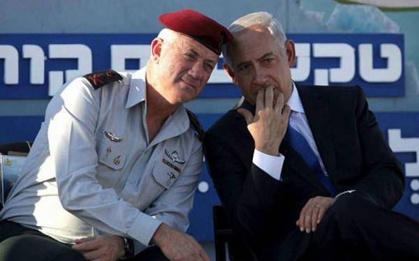 غانتس: نتنياهو أراد جَرّ إسرائيل إلى الحرب لتأجيل الانتخابات