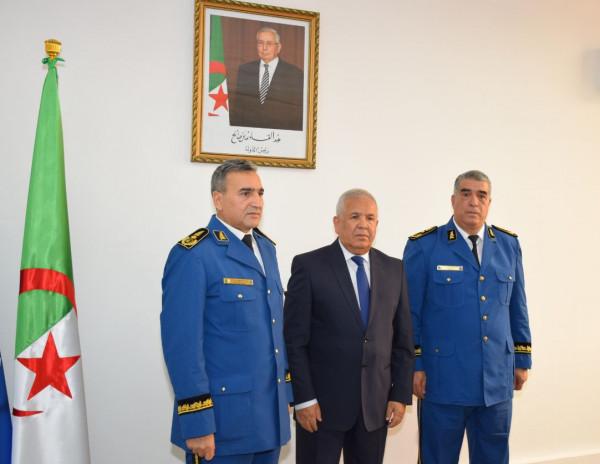 تنصيب مراقب الشرطة سيب فؤاد مديراً للإدارة العامة