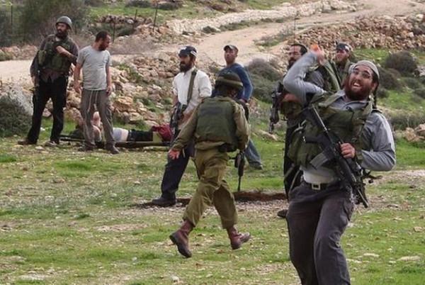 مستوطنون يُهاجمون منازل المواطنين جنوب نابلس