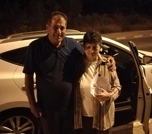 سلطات الاحتلال تُطلق سراح الإعلامية وداد البرغوثي من بلدة كوبر