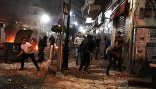 إصابة عدد من المواطنين بالاختناق بغاز جنود الاحتلال غرب جنين