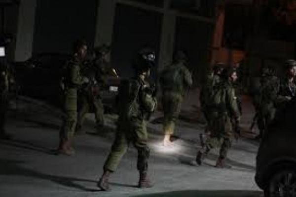 اعتقالات وإصابات خلال اقتحام الاحتلال لأنحاء من الضفة