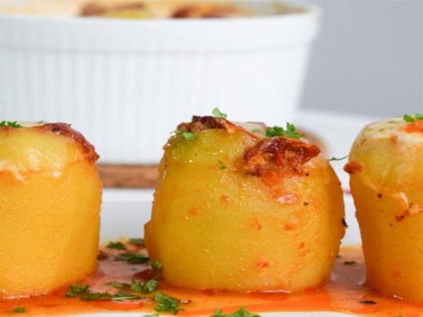 سهلة وغير مُكلفة.. طريقة عمل محشي البطاطس
