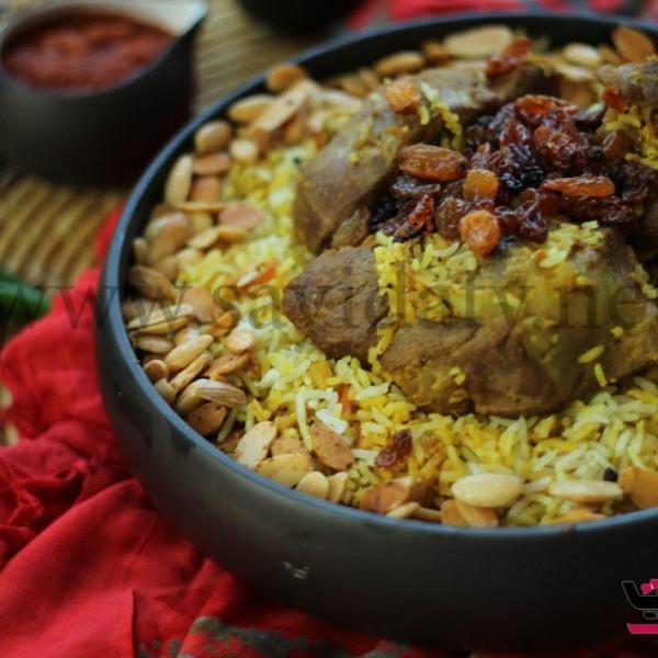 زربيان اللحم.. من المطبخ السعودي