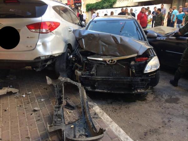 فجراً.. مصرع أربعة مواطنين وإصابة ثلاثة آخرين بحادث سير في الخليل