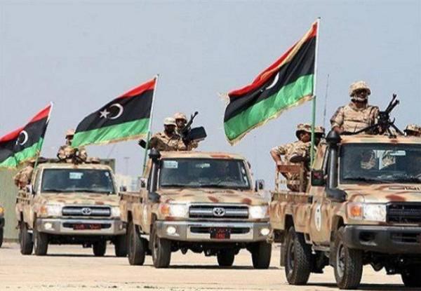 الجيش الليبي يُعلن تدمير ثلاث طائرات مسيرة في طرابلس