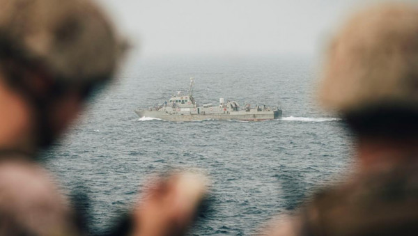 """""""السعودية"""" تنضم للتحالف الدولي لأمن وحماية الملاحة البحرية"""