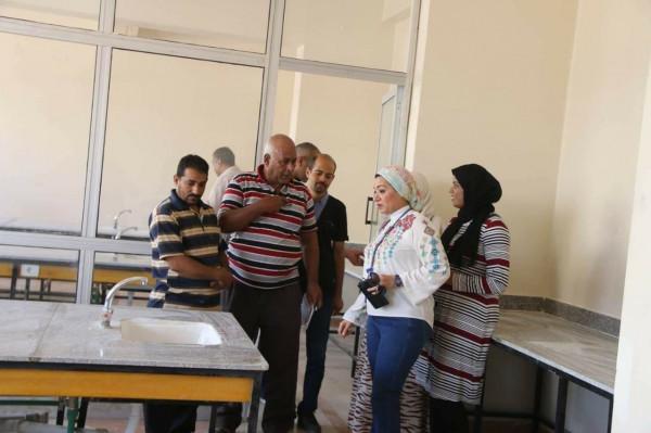 جامعة أسيوط تواصل متابعة استعدادات الكليات لاستقبال العام الدراسي الجامعي الجديد