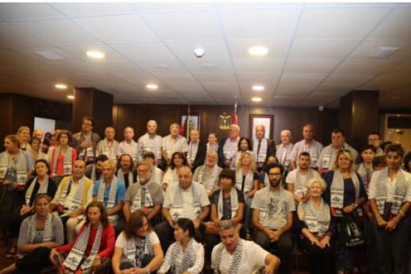 """سفارة دولة فلسطين في لبنان تحيي ذكرى مجزرة """"صبرا وشاتيلا"""""""