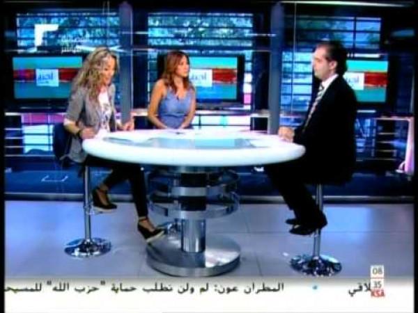 بعد 26 عاماً.. الحريري يُغلق تلفزيون (المستقبل) ويصرف العاملين فيه